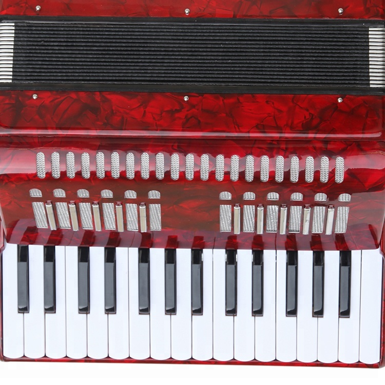 18 knop 30 KEY Accordeon Muziekinstrument toetsenbord instrument accordeon