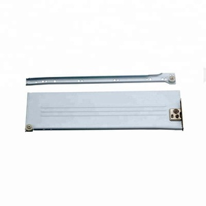 Cheap price white metal box drawer slide