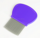 factory supply lice comb to remove nit flea and eggs