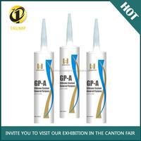 Acetic silicone sealant