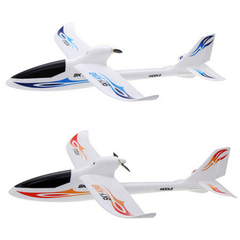 Cool plastic 3ch push back large electric rc plane