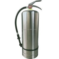 Factory Price 304 Stainless Steel 6L Water/Foam Fire Extinguisher