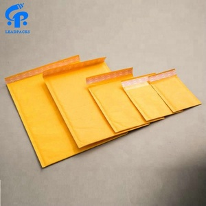 Custom Size Printed Packaging Bubble Padded Envelopes Mailers Bag