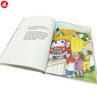 Picture Printing A Book Customized Print Hard Cover Children Picture Story Book