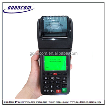 Thermal Printer Ticket Printing Machine Mobile Payment Services,Prepaid  Airtime,Top Up - Buy Online Food Ordering System,Thermal Printer,Handheld