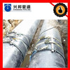 heat sleeve for pipe joint coating of pre-insulated pipe