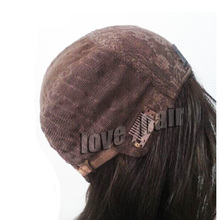 Hot sales factory price 100% European human virgin hair jewish wig