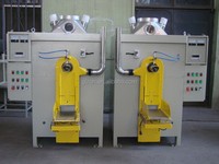 Design new arrival gas injection vacuum filling equipment