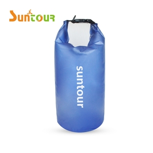 Suntour 500D PVC waterproof Dry bag for Swimming Hiking put clothes phone dry bag