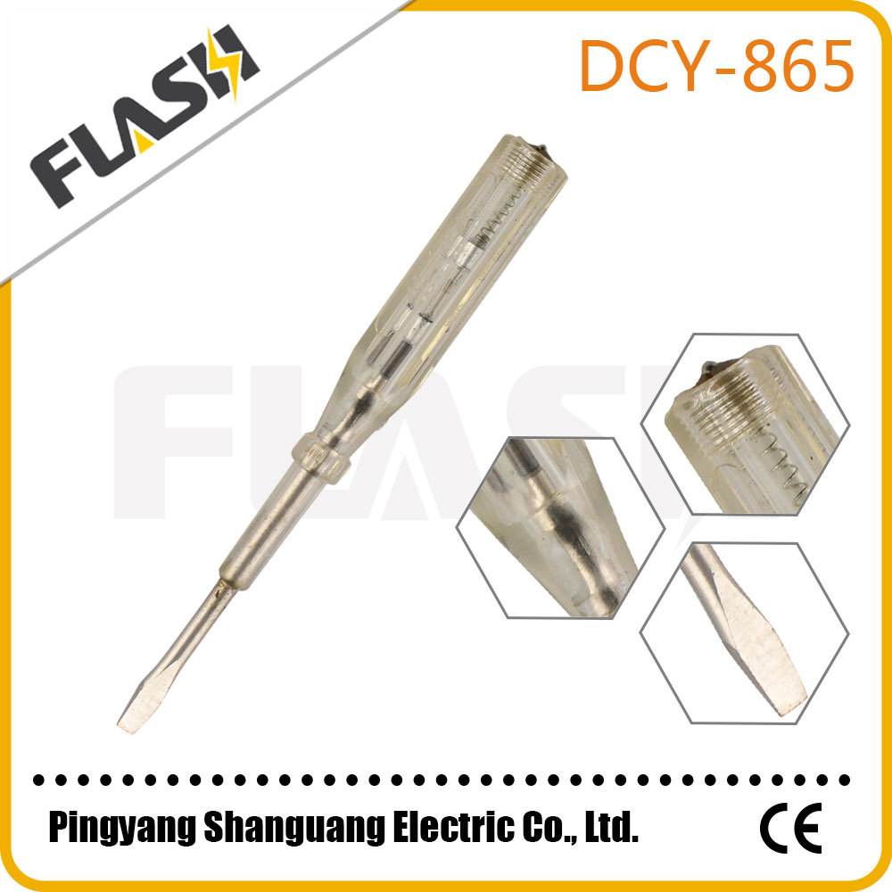 Electrical Line Tester : High quality electrical voltage circuit tester pen