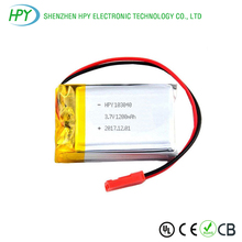 Factory OEM 24v 10ah rechargeable polymer lithium battery made in China
