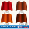 Good quality chinese clay roof tiles,roof tile house