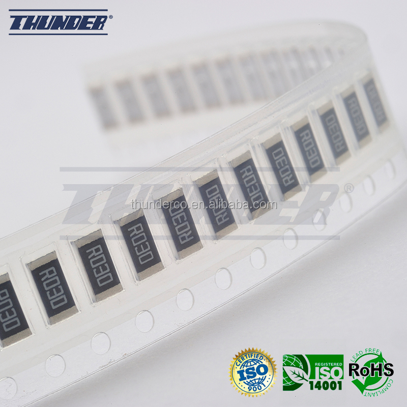 Passive Components High Power Rating Thick Film Chip Resistors