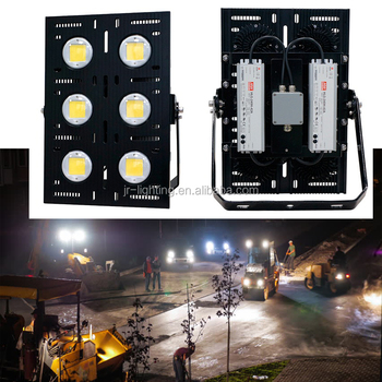 500W 110V Super Bright Flood light Waterproof LED Spotlights Lamp 1000W HPS or HID Equivalent