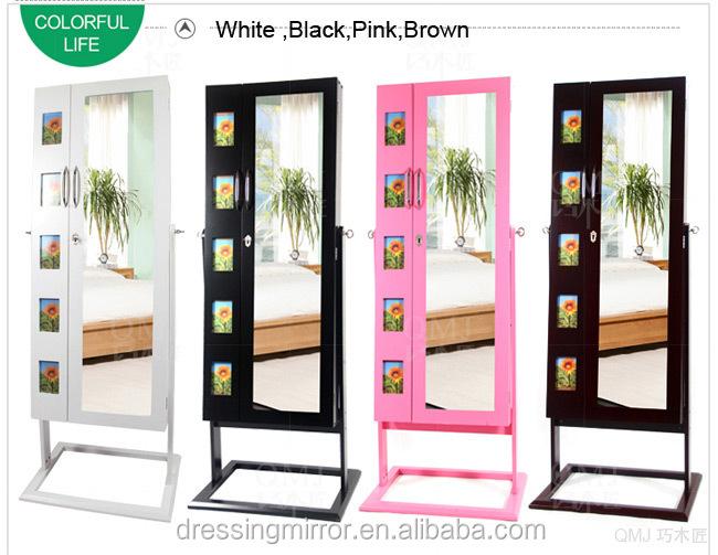miroir avec rangement bijoux miroir bijou with miroir avec rangement bijoux best armoire. Black Bedroom Furniture Sets. Home Design Ideas
