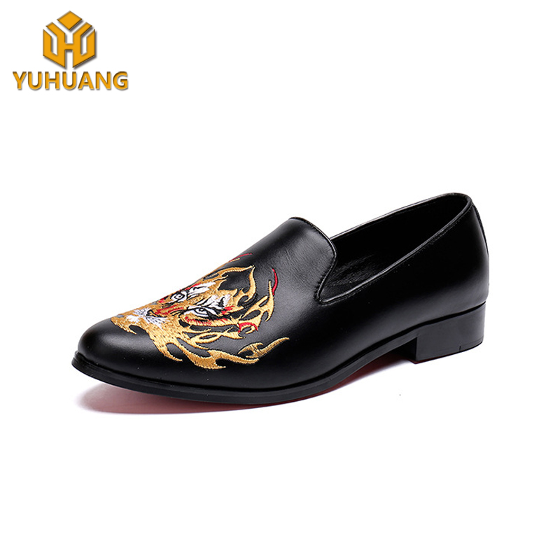 2a9074c24f698 China Tiger Leather Shoes