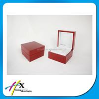 Luxury wooden watch gift packaging box manufacturers