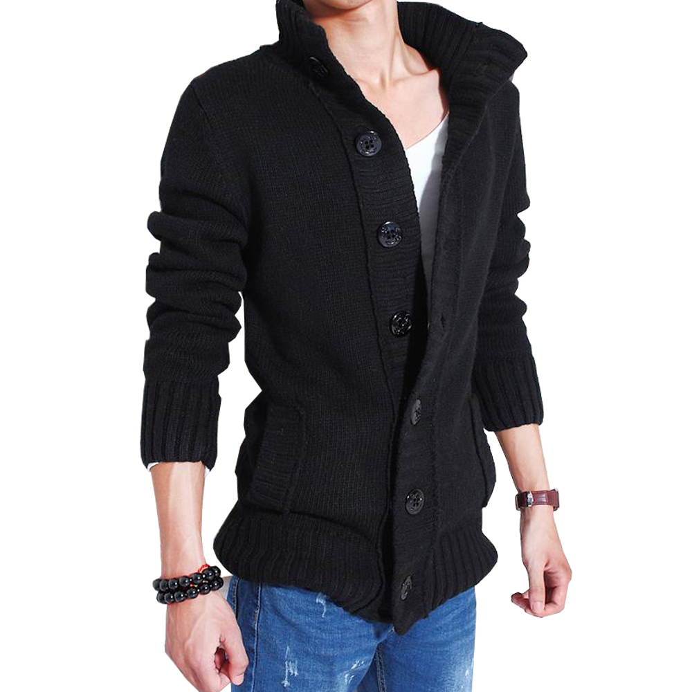 c9f06b0a7 Cheap Mens Black Wool Cardigan, find Mens Black Wool Cardigan deals ...