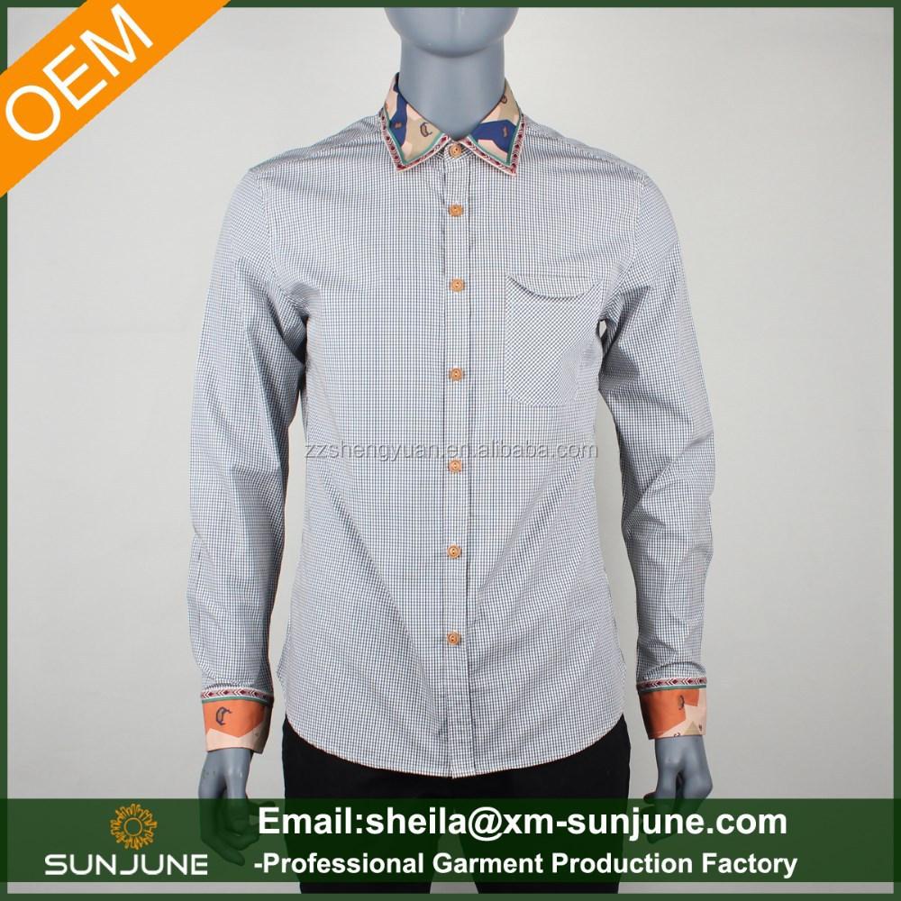 Shirt new design 2015 - Orange Black Plaid Shirt Orange Black Plaid Shirt Suppliers And Manufacturers At Alibaba Com