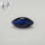 China Supplier Fake Sapphire Marquise Sapphire 5x2.5mm