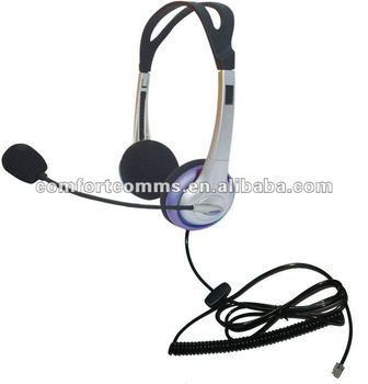 Landline Normal Telephone Office Telephone Headset With Rj9 Modular  Connection - Buy Landline Normal Telephone Product on Alibaba com