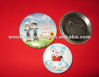 pins and buttons from Taizhou