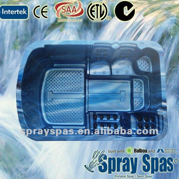 Economical whirlpool massage bathtub SW-30A ,outdoor spa with SAA certification