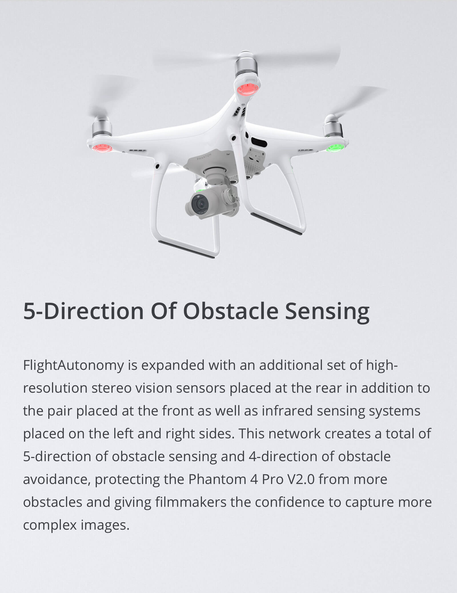 DJI PHANTOM 4 PRO V2.0 kamera Drone OcuSync Video iletim sistemi ile 4K HD Video RC FPV Quadcopter orijinal stokta