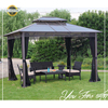 Hot sale outdoor garden metal frame gazebo