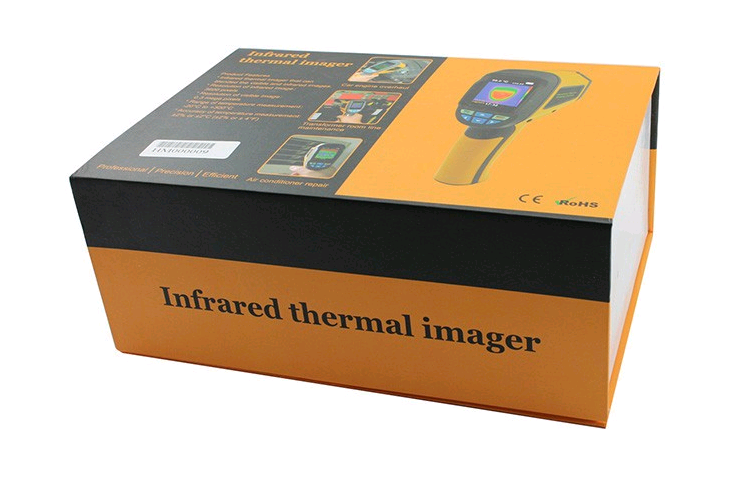 Hot Sale High quality 2.4 Inch HT-02 Handheld Thermal Imaging Camera for Industrial with factory price