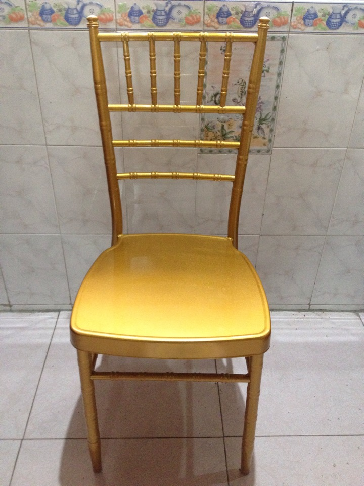metal steel aluminum hotel Chiavari chair ZT-1169C