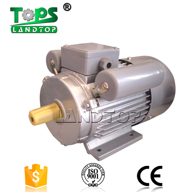 TOPS 220v <strong>ac</strong> 1 hp power small Induction motor 2800 rpm
