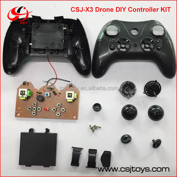 Educational Gifts For 10 Year Old Boys 24Ghz DIY Drone Controller CSJ X3