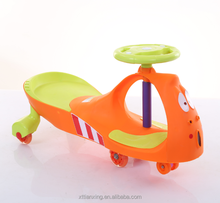 Animal New Model Popular Design Children Twist Swing baby car toys for kids