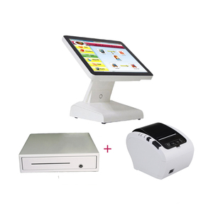High quality 15 cheap cash register touch screen pos system point of sale system/all in one touch screen pos hardware
