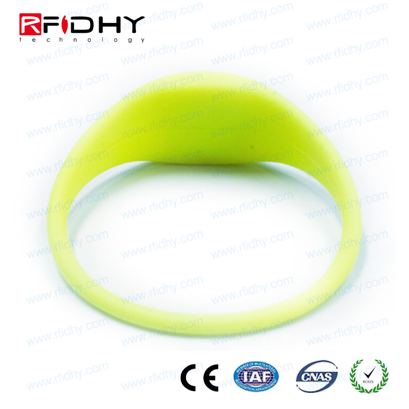 Un-printed watch style rfid kids nfc bracelet for Conferences and Exhibitions