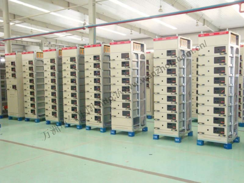 Intelligent indoor low voltage electric substation equipment