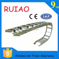 china factory hebei ruiao high quality quickly moving tl steel cable carrier