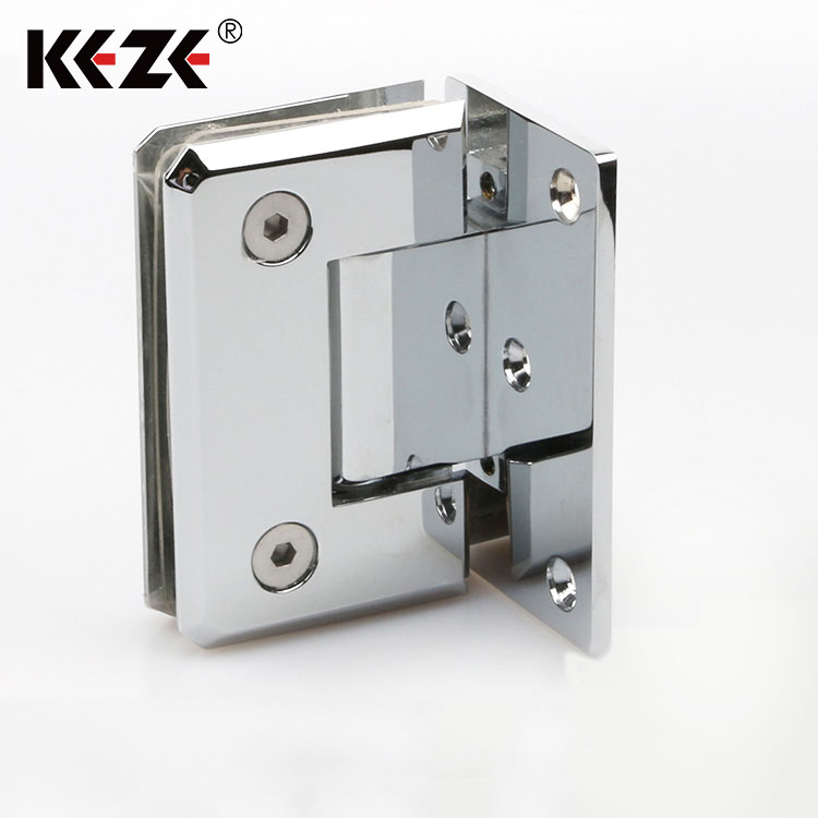 High Quality Br L Shape Shower Gl Door Pivot Hinge