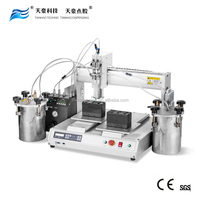 TianHao Epoxy ab Glue Meter Mix Dispensing Machine