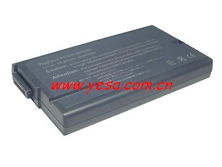Laptop battery for Sony PCGA-BP2NX , PCGA-BP2NY