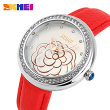 small ladies diamond luxury watch brands china factory #9087