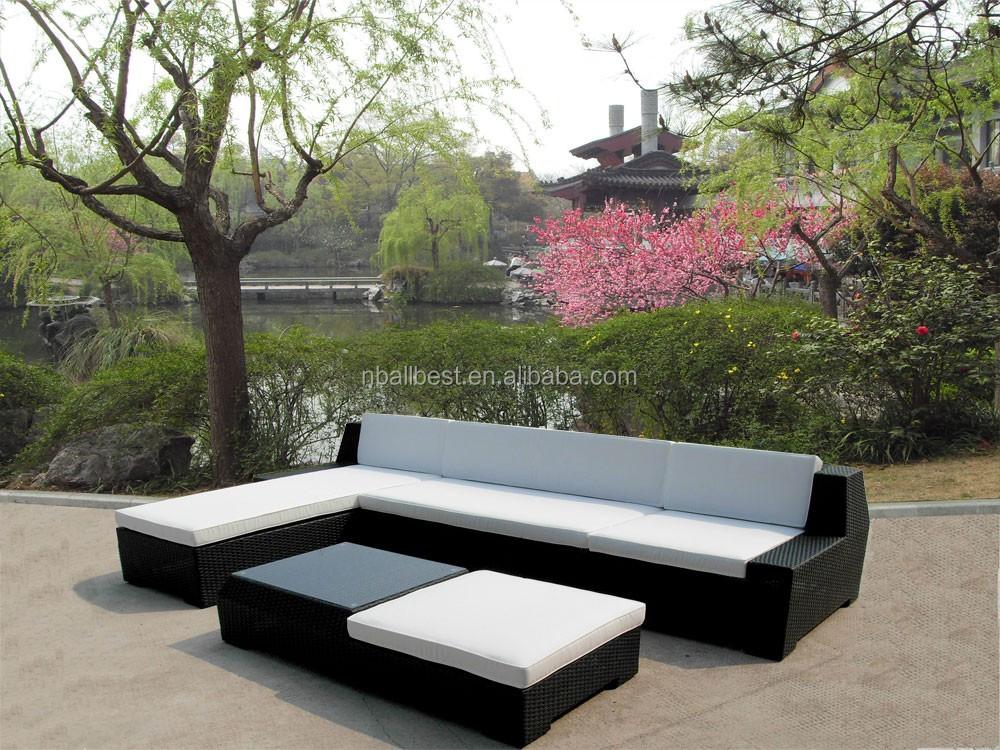 Top Market Outdoor Synthetic Rattan Material Rattan Garden Furniture Bali Shopping Online