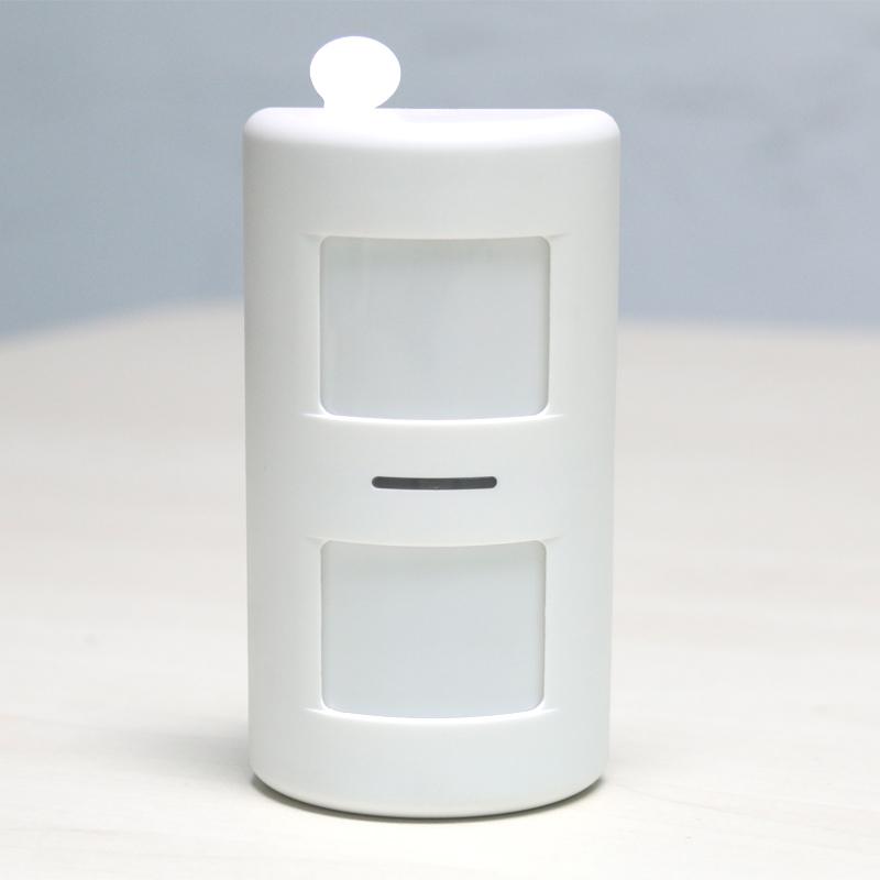 60 zones 3G Wireless P2P IP wifi ip network camera burglar alarm system with smoke detector