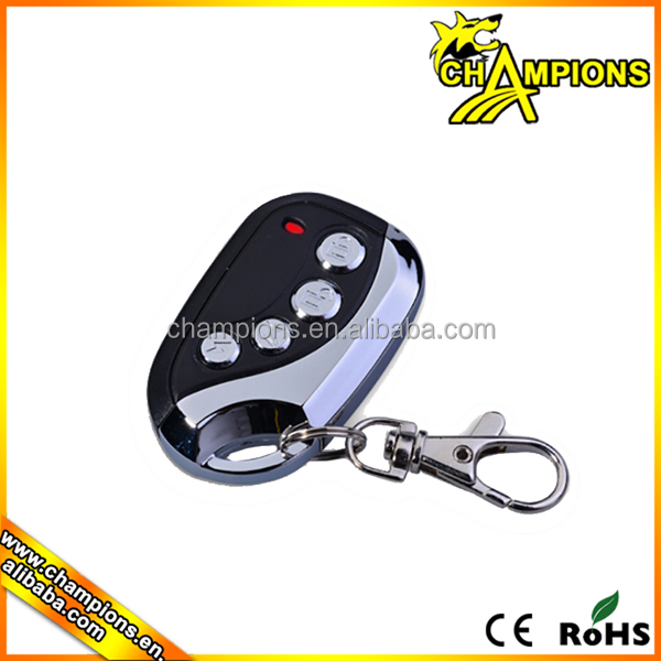 cloning for Garage Door/electric rolling door remote control duplicator key 433.92mhz