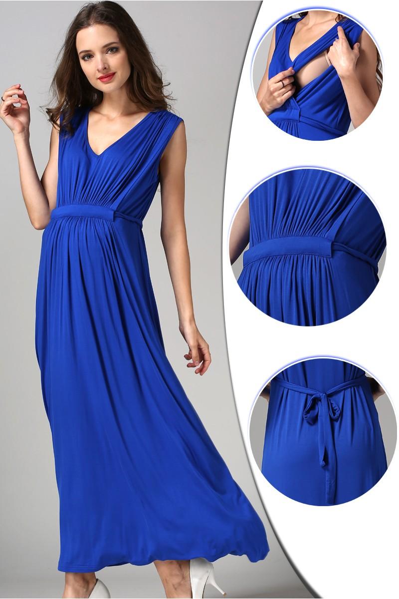 25f9fd2b151 Maternity Spring Maxi Dresses