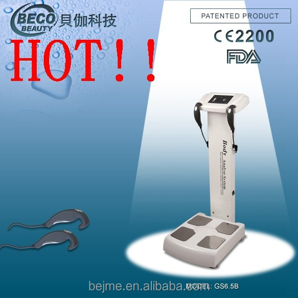 GS6.5B hot sale best selling new product body fat calculator machine digital body fat caliper