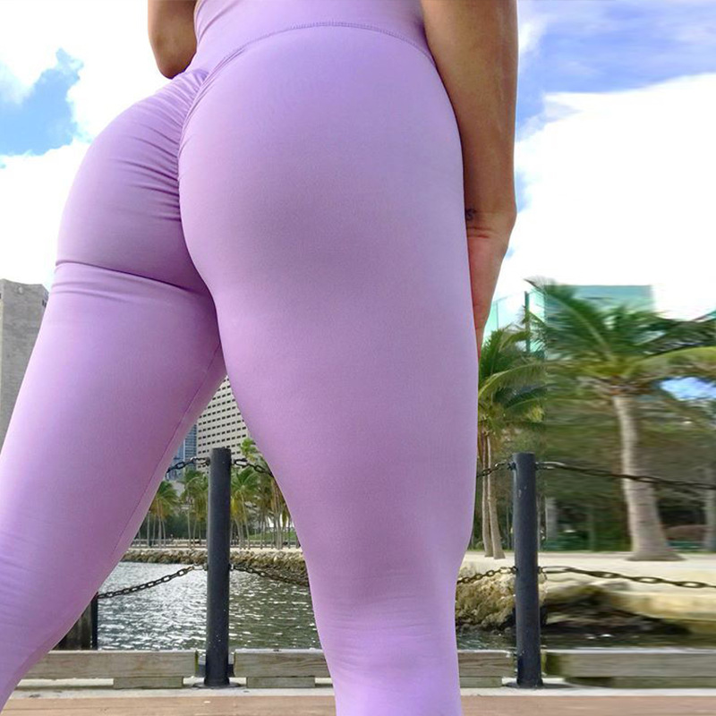In stock custom private label mesh fitness clothing sexy women yoga wear sports leggings wholesale active wear