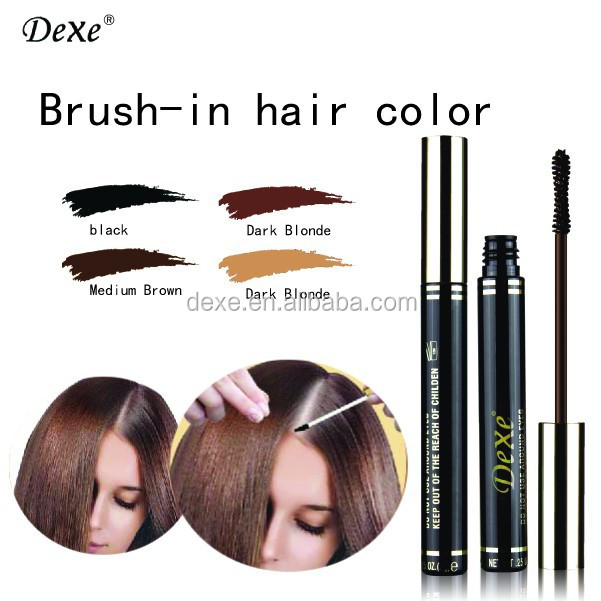 Best Selling Hair Corloring Products Gray Hair Conceal Pen Root