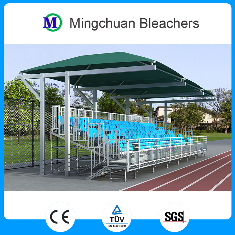 Mctg 201r High Capacity Demountable Grandstand Temporary